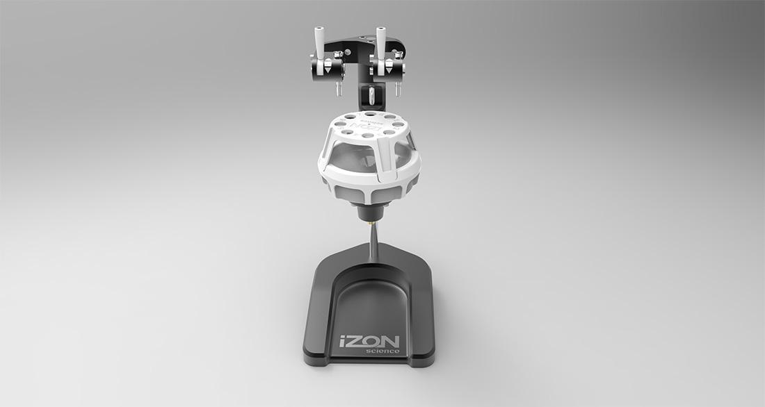 IZON-Rotary-Sampler-1